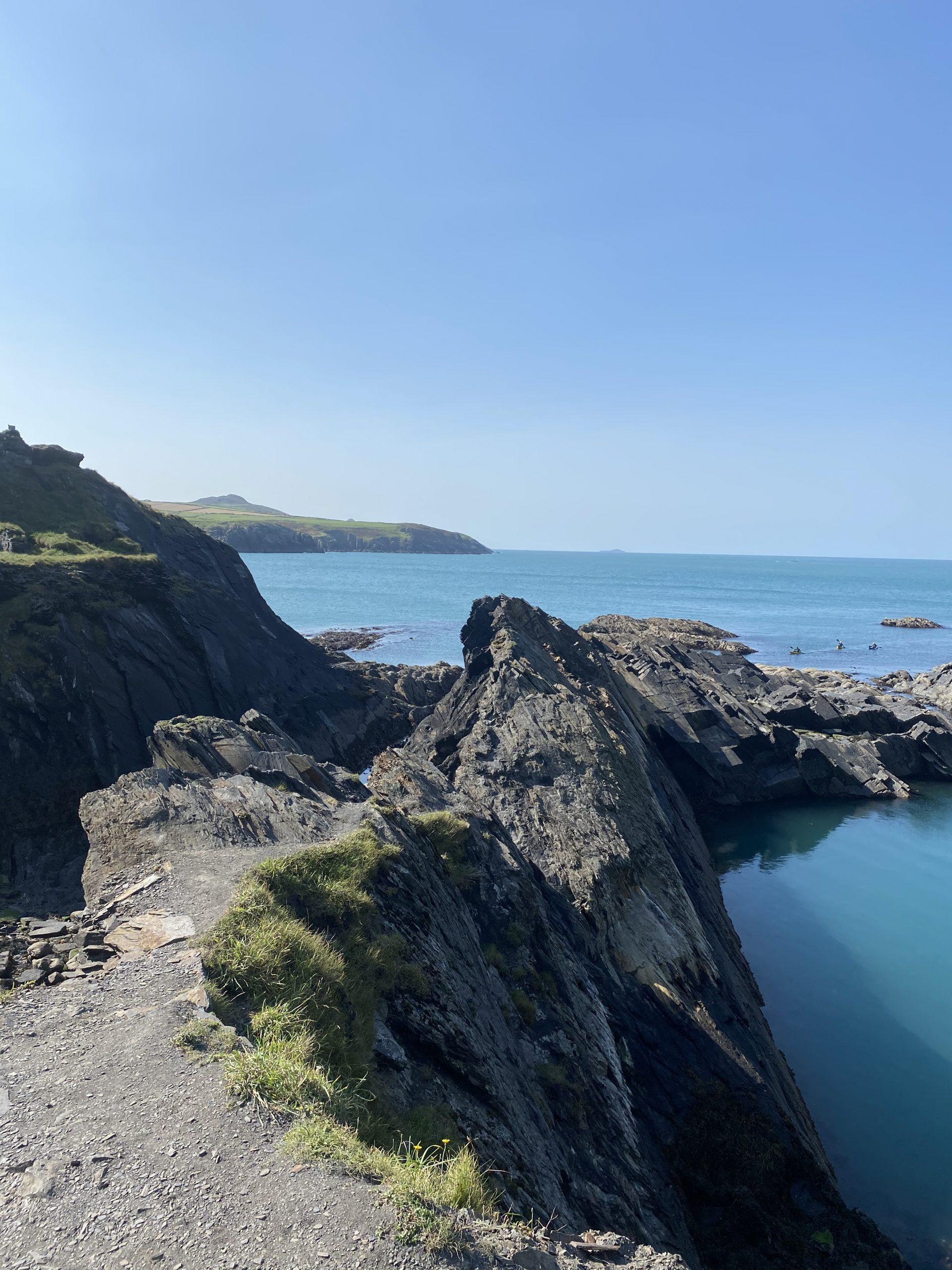The Blue Lagoon viewpoint