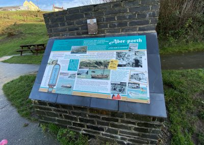 Aberporth History