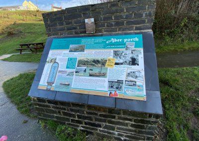 Aberporth History