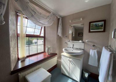 Room 1 bathroom sink