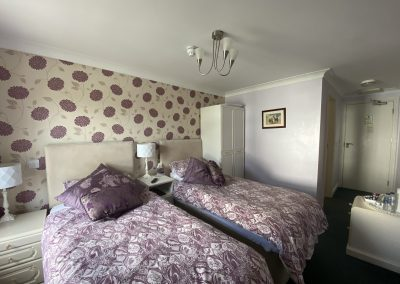 Flambards Hotel Room 6 bedroom 2