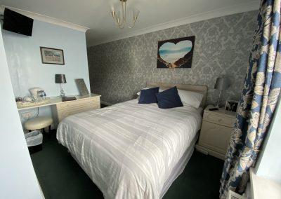Flambards Hotel Room 7 bedroom